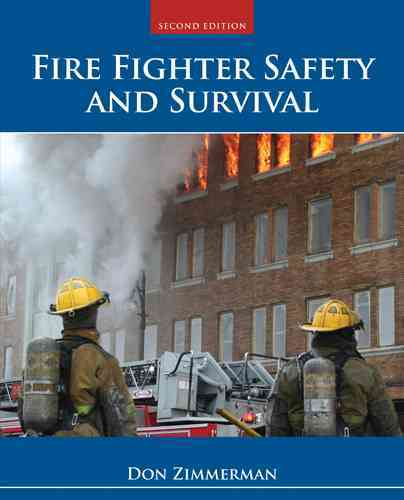 Fire Fighter Safety and Survival By Zimmerman, Don